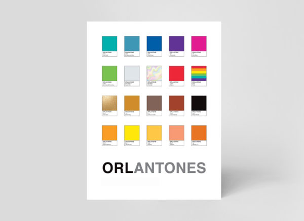 ORLANTONE poster by Prismatic